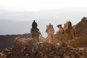 Scaling the Mountain of God in Egypt