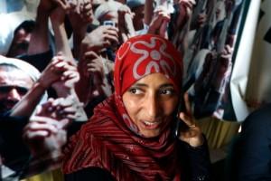 Tawakkol Karman: Nobel Peace Prize laureate
