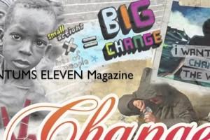 """NTUMS' November Publication: ELEVEN's """"Change"""""""