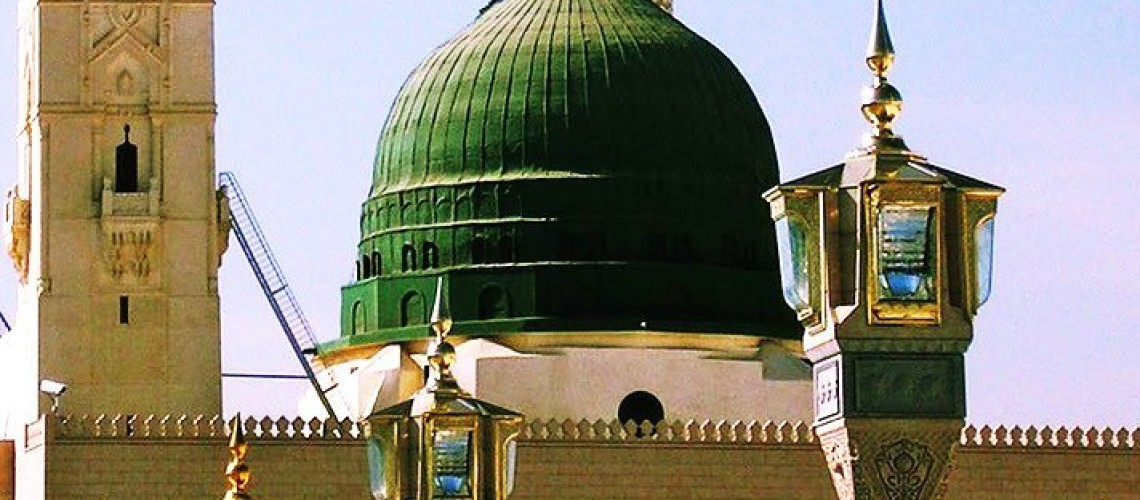 For those who wished to have lived in the time of the Prophet