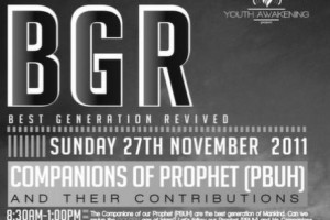 Event Review: BGR: Best of Generations Revived