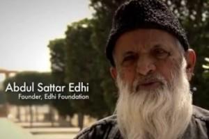 Video: Abdul Sattar Edhi, Pakistan's living saint