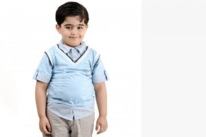 Supersized Boys and Girls in Gulf States