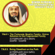 """The Fortunate Muslim Family: Divine Solution to the Fragmented Family"" with Mufti Menk, Part II"