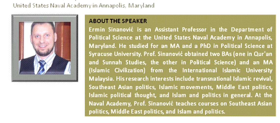 Muslim Minorities and the Prospects of Integration:  Perspectives from Europe, North America and Southeast Asia