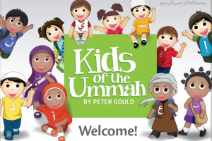 """Kids of the Ummah"" iPad App"