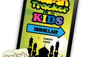 Ipad App for Kids: Salah (Prayer) Tracker Review
