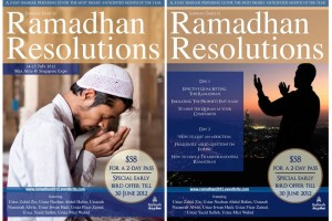 Event Review: Safinah's Ramadan Resolutions Day 1