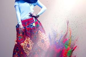Dina Tokio: A Hijab Fashionista & What Comes With It