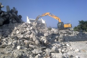 Hardline Salafis Bulldoze Mosques, Graves & Heritage Sites