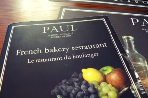 Food Review: PAUL French Bakery Restaurant