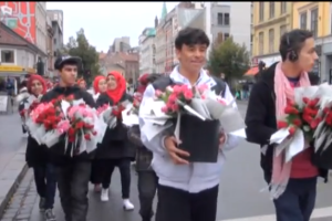 "Roses, Not Protest – Norwegian Muslims respond to ""Innocence of Muslims"""