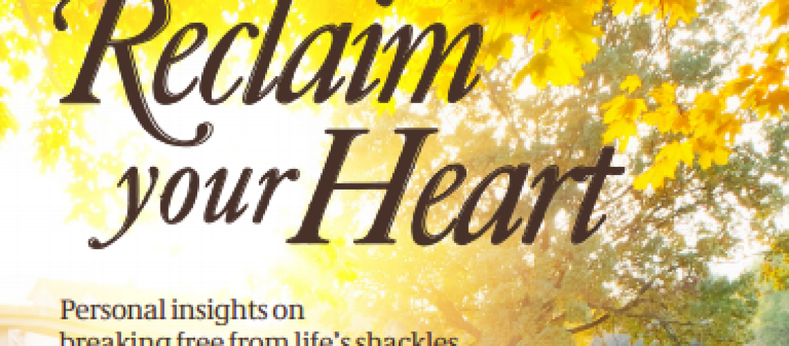 """Book Review: """"Reclaim Your Heart"""" by Yasmin Mogahed"""