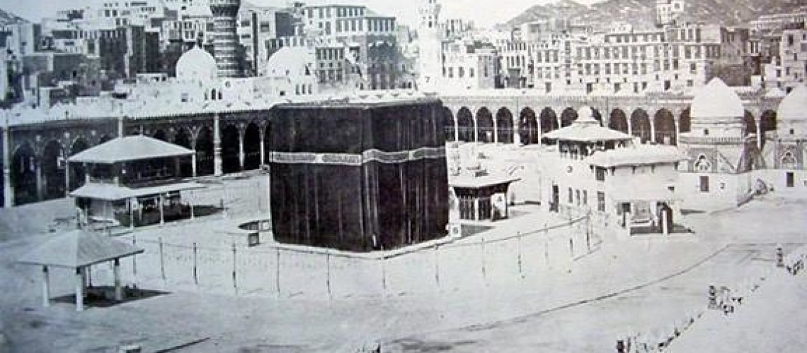 Must we save holy sites in Mecca and Medina?