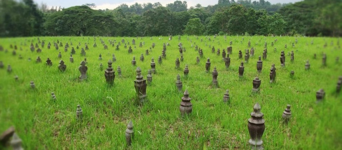 The Forgotten Graves of Singapore
