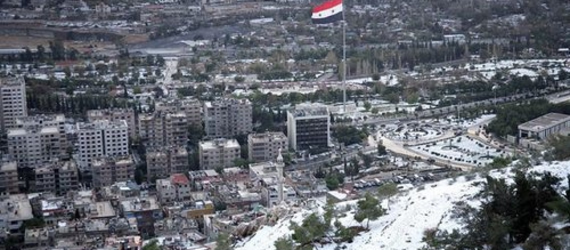 U.S to Recognize Syrian Rebels