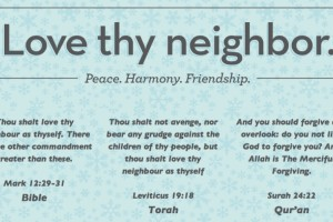 Religious Leaders Join Forces to Combat Anti-Muslim Ads With a Loving Campaign