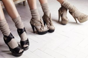 Pairing Socks with Heels: Guest Post by Shea Rasol