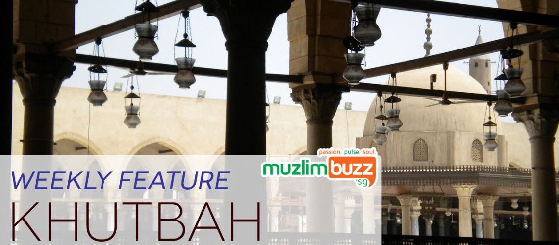 Khutbah Reflections: Treating Our Neighbours With Good Manners