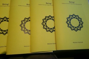 Event Review: Being! Guidance from the Prophet (S) on The Meaning of Life