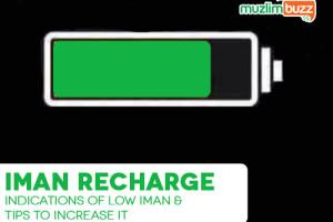 Iman Recharge!