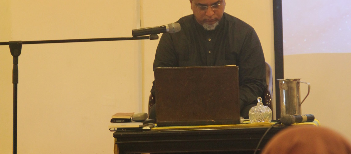 Notes from Seeker's Retreat 2013 – Realizations, Purpose, Ethics by Imam Afroz Ali