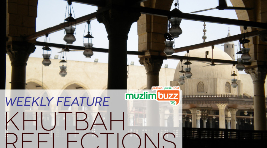 Khutbah Reflections August 2013: Handling Diversity and Disagreement in the Ummah