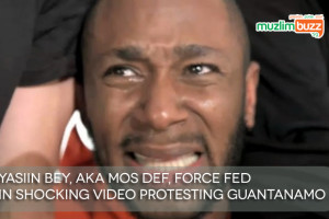 Yasiin Bey, aka Mos Def, Force Fed in Shocking Video Protesting Guantanamo