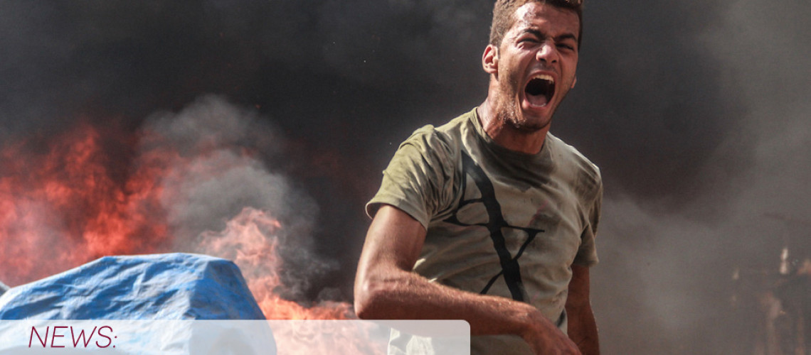 Blood & Chaos Prevail in Egypt