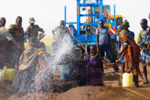 Underground water reserve discovered in drought-stricken Kenya