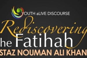 "Event Review: Ustadh Nouman Ali Khan ""Rediscovering the Fatihah"""