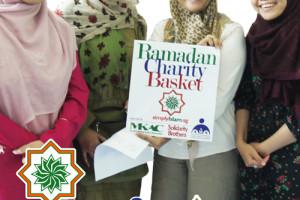 Ramadan Charity Basket; Portrait of a Recipient – Mr Faruk & Zaiton